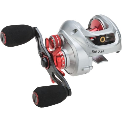 CCA Low-Profile Baitcast Reel Right-handed