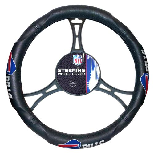 The Northwest Company Buffalo Bills Steering Wheel Cover