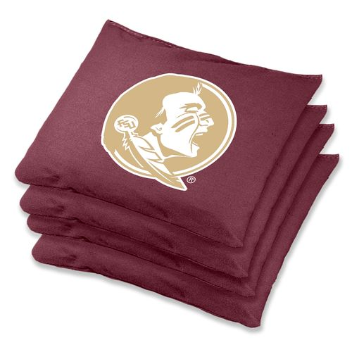 Wild Sports Florida State University Regulation Beanbags 4-Pack