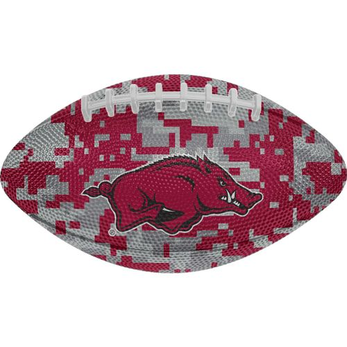 GameMaster University of Arkansas Digital Camo Mini Football