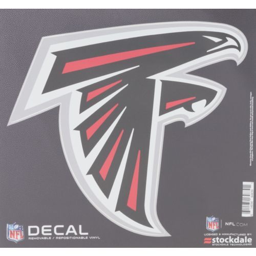 "Stockdale Atlanta Falcons 6"" x 6"" Decal"