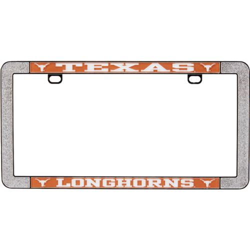 Stockdale University of Texas Thin-Rim License Plate Frame