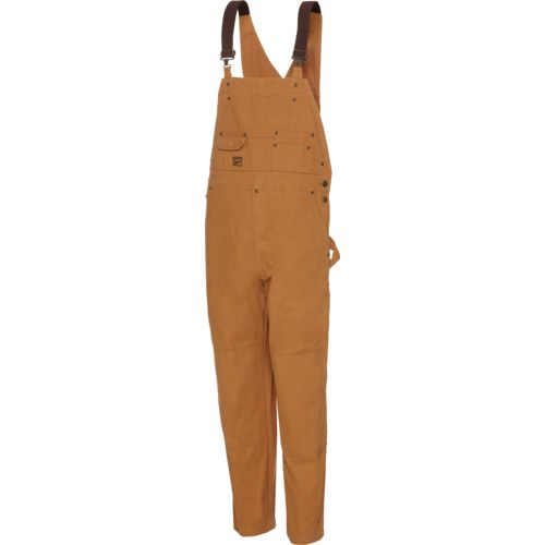 Brazos Men's Carpenter Overall - view number 1