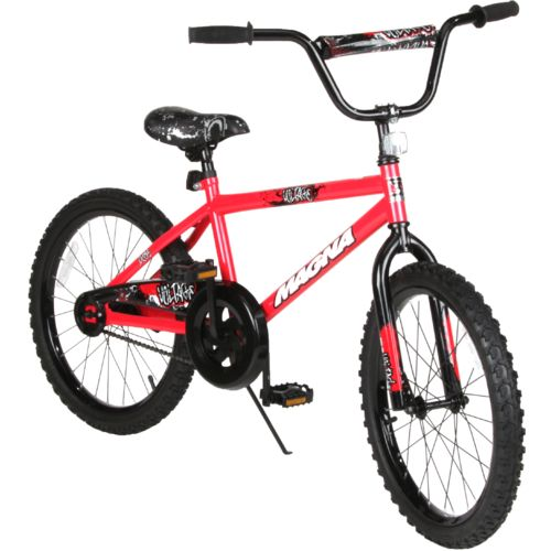 "Display product reviews for Magna Boys' Voltage 20"" Bicycle"