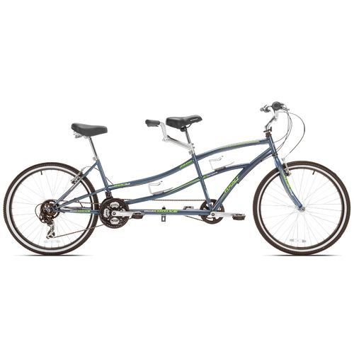 "KENT Dual Drive 26"" 21-Speed Tandem Bicycle"