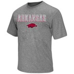 Colosseum Athletics Men's University of Arkansas Circuit Board T-shirt
