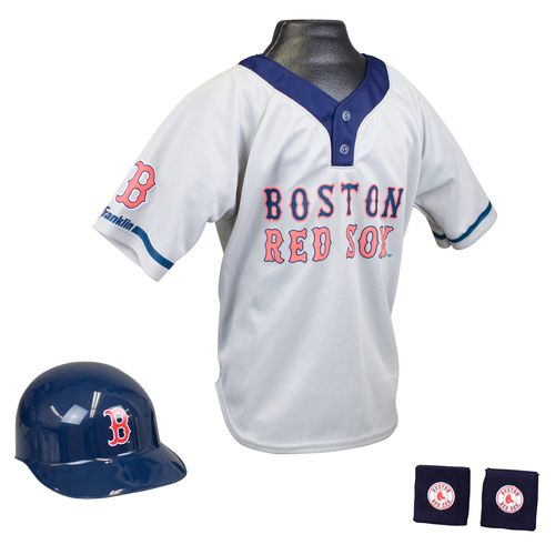 Franklin Kids' Boston Red Sox Uniform Set