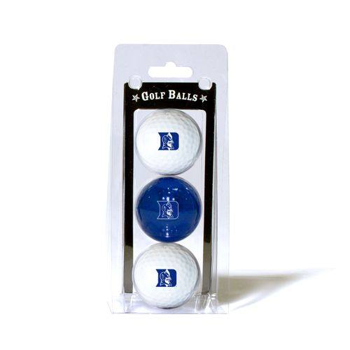 Team Golf Duke University Golf Balls 3-Pack