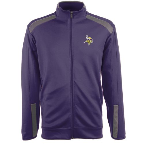 Antigua Men's Minnesota Vikings Flight Jacket