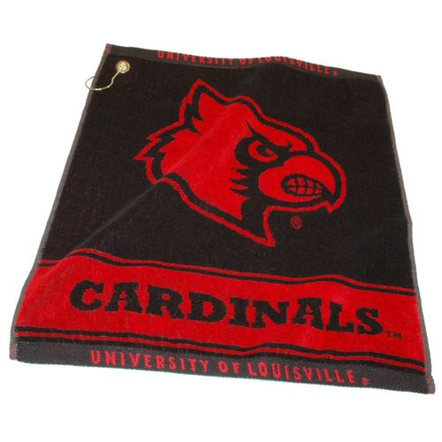 Team Golf University of Louisville Woven Towel