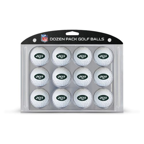 Team Golf New York Jets Golf Balls 12-Pack - view number 1