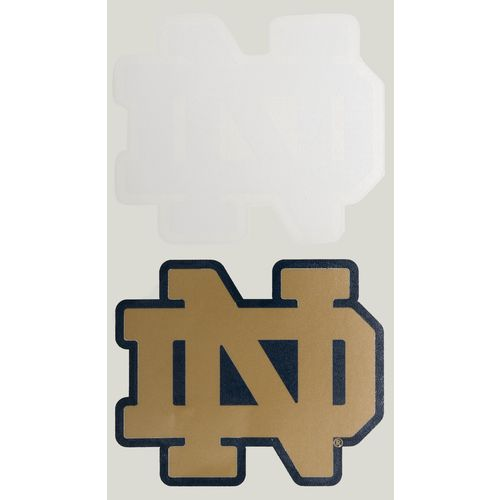 Stockdale University of Notre Dame Decals 2-Pack