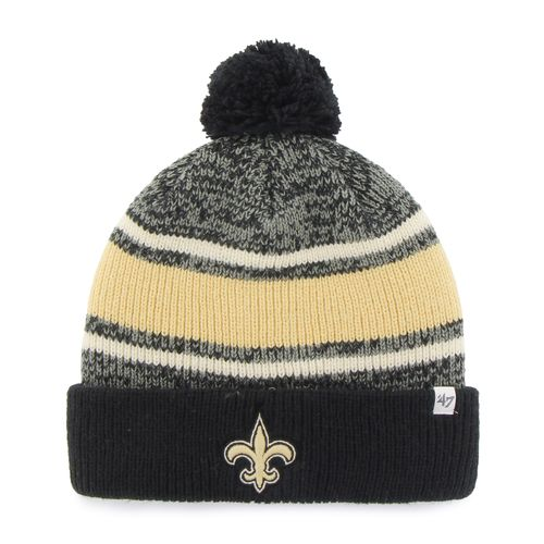 '47 Adults' New Orleans Saints Fairfax Cuff Knit Cap