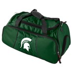 Logo™ Michigan State University Athletic Duffel Bag