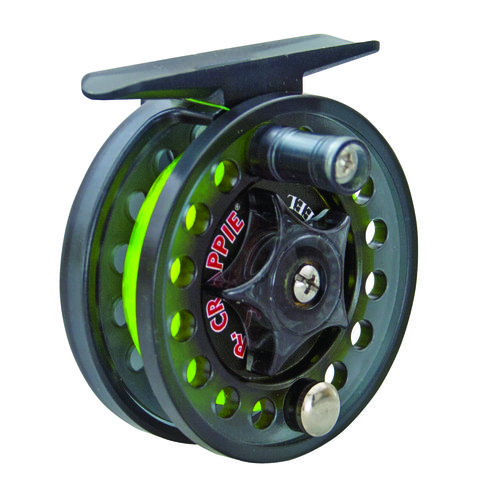 Display product reviews for Mr. Crappie® Jigging Reel Right-handed