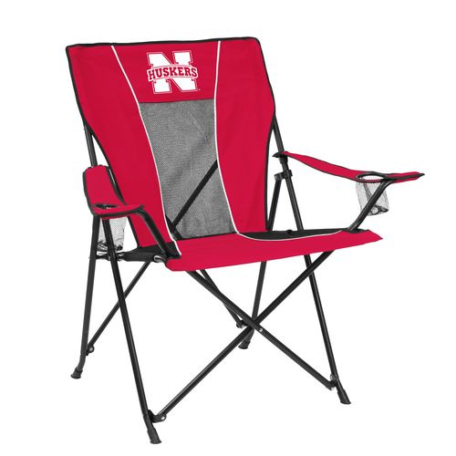 Logo™ University of Nebraska Game Time Chair