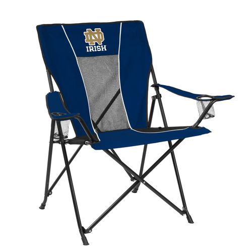 Logo™ University of Notre Dame Game Time Chair