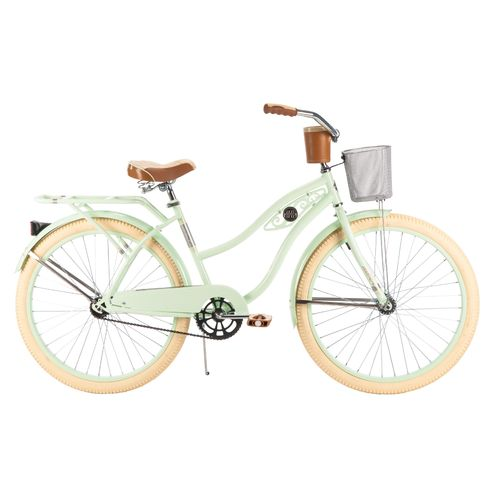 "Display product reviews for Huffy Women's Deluxe 26"" Cruiser Bicycle"