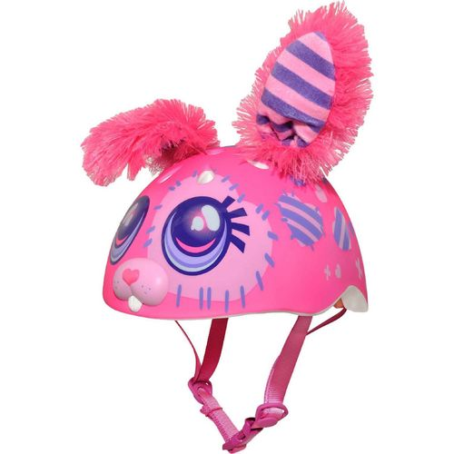 Raskullz Kids' Patchwork Bunny Bike Helmet