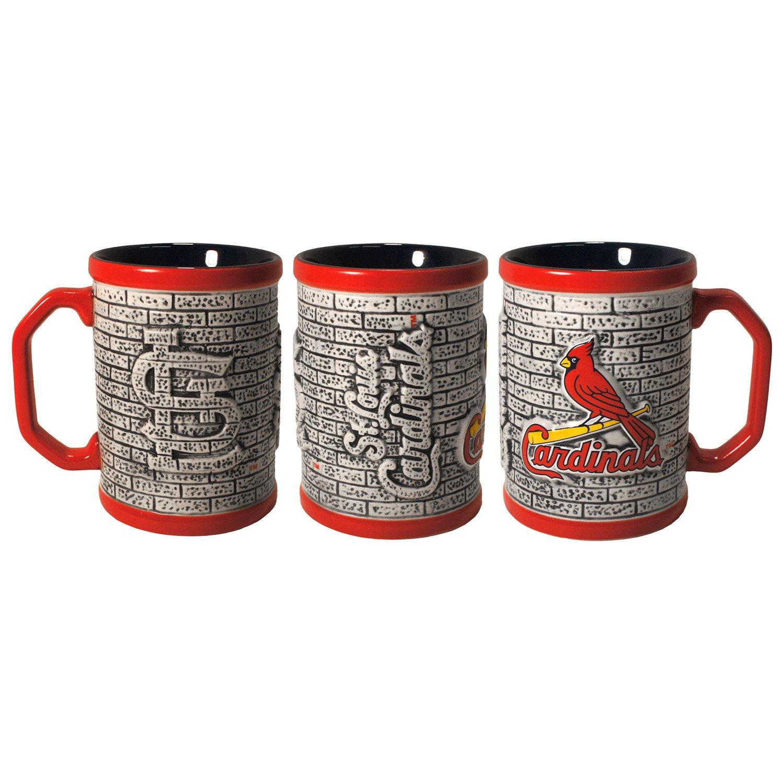 Boelter Brands St. Louis Cardinals Stone Wall 15
