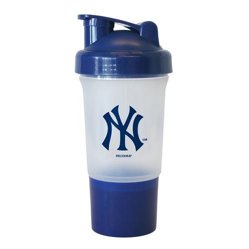 Boelter Brands New York Yankees 16 oz. Protein Shakers 2-Pack