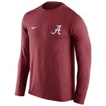 Nike Men's University of Alabama DF Touch Long Sleeve T-shirt