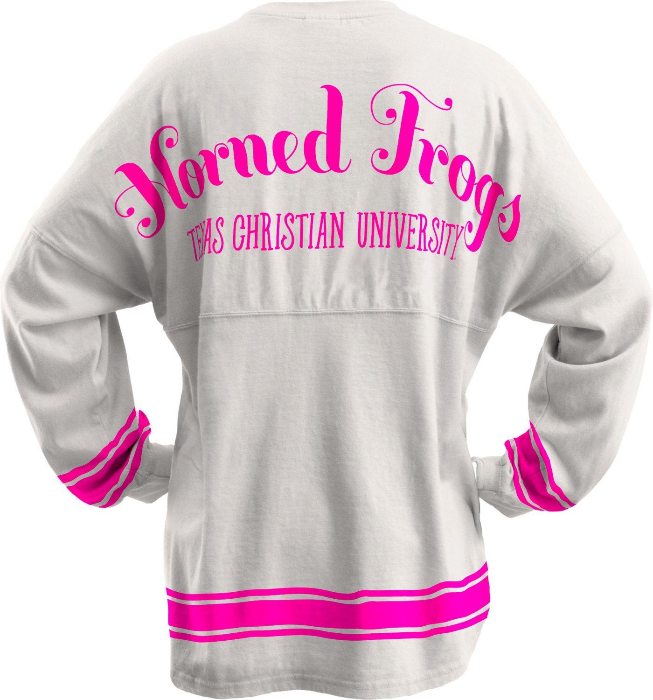 Three Squared Juniors' Texas Christian University Semi Pro