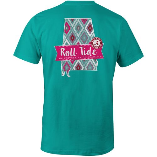 Image One Women's University of Alabama Comfort Color T-shirt