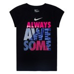 Nike Toddler Girls' Short Sleeve T-shirt