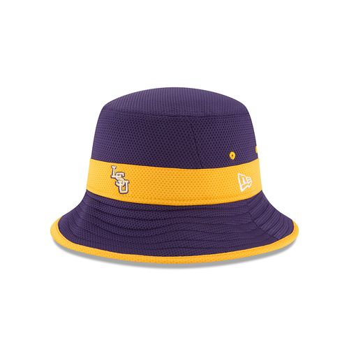 New Era Men's Louisiana State University Train Bucket Hat