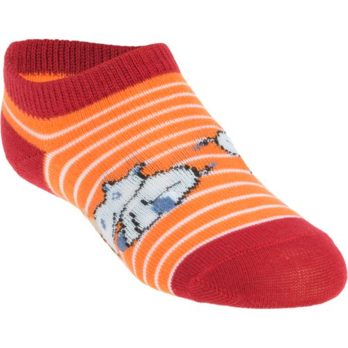 BCG™ Boys' Days of the Week No-Show Socks 7 Pairs
