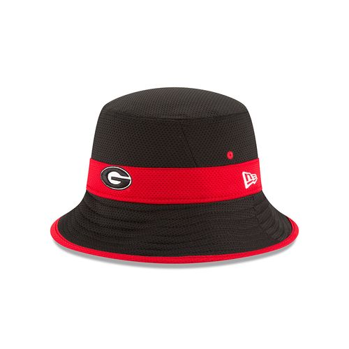 New Era Men's University of Georgia Train Bucket Hat