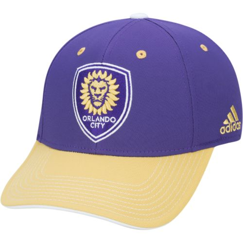 adidas™ Men's Orlando City SC Performance Structured Flex