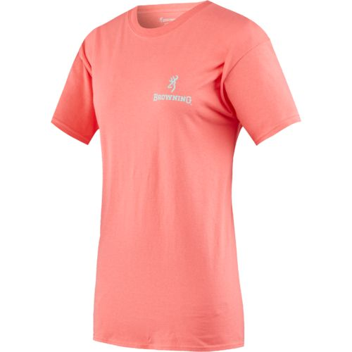 Browning Women's Buckmark T-shirt - view number 1