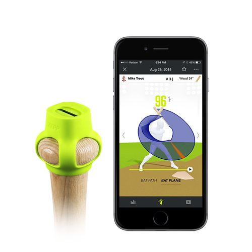 Zepp 2 Baseball &  Softball Swing Analyzer