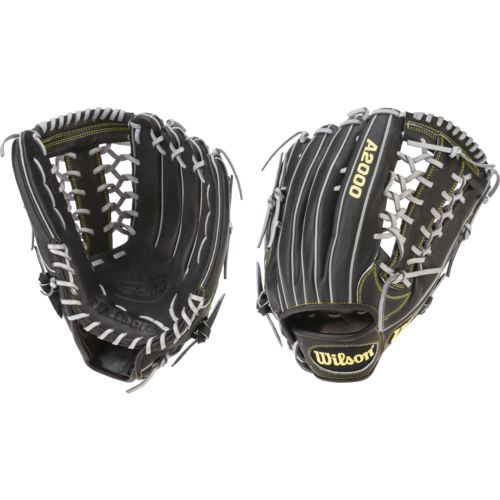 "Wilson Men's A2000 KP92 12.5"" Outfield Baseball Glove"
