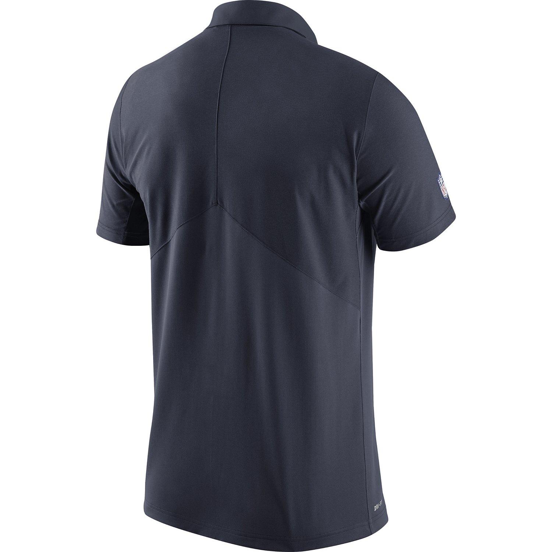 Nike Men 39 S Houston Texans Sideline Elite Polo Shirt Academy