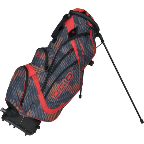 OGIO Men's Shredder Golf Stand Bag