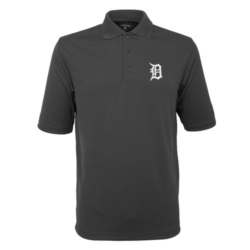 Antigua Men's Detroit Tigers Exceed Polo Shirt