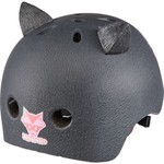 Raskullz Girls' Kitty Bicycle Helmet - view number 2
