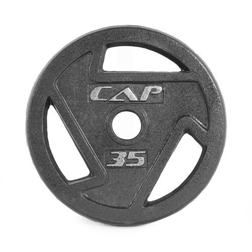 Display product reviews for CAP Barbell 35 lb. Olympic Grip Plate