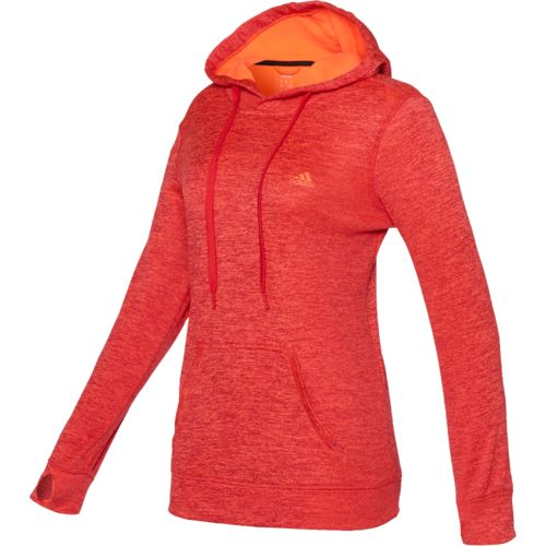 Display product reviews for adidas Women's Team Issue Fleece Pullover Hoodie