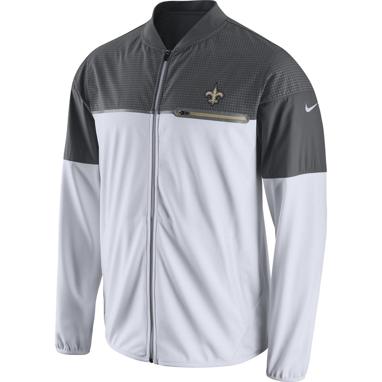 Nike Men's New Orleans Saints Player Hybrid Jacket