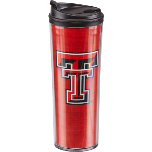 ThermoServ Texas Tech University Primary 16 oz. Tritan Tumbler