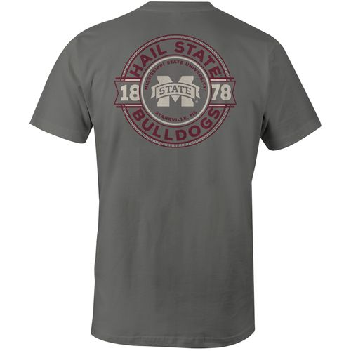 Image One Men's Mississippi State University Rounds Comfort Color T-shirt