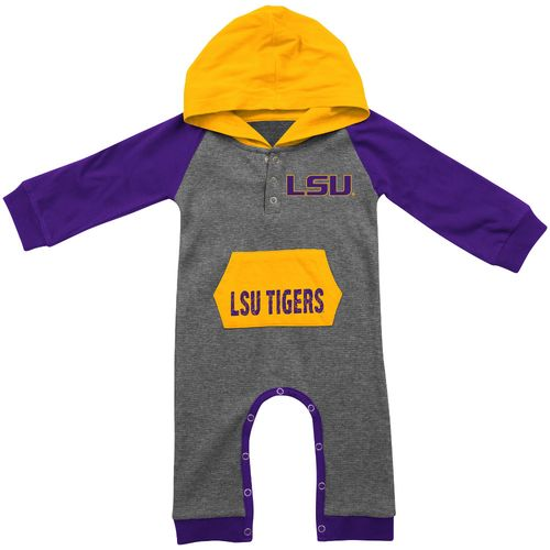 Colosseum Athletics™ Infants' Louisiana State University Robin Hood Onesie II