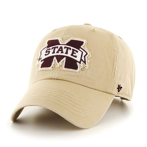 '47 Mississippi State University Wright Cleanup Cap
