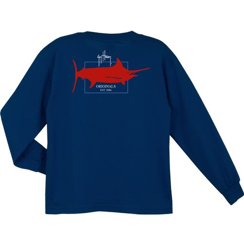 Guy Harvey Kids' Logo T-shirt