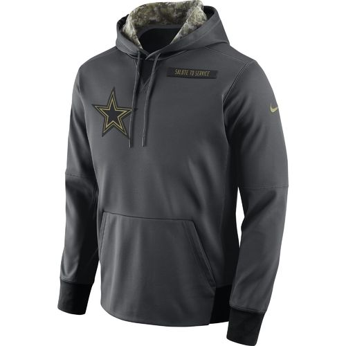 Nike Men's Dallas Cowboys Salute to Service Player Fleece Hoodie