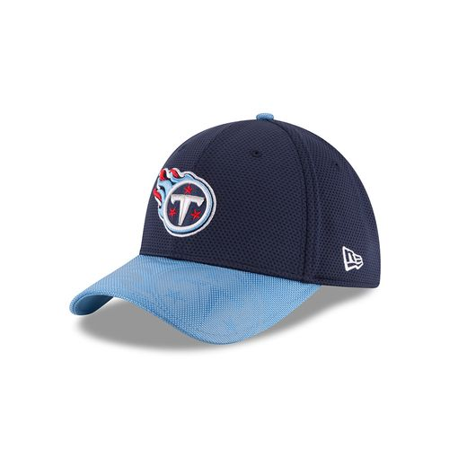 New Era Men's Tennessee Titans 39THIRTY NFL 16 On-Field Cap